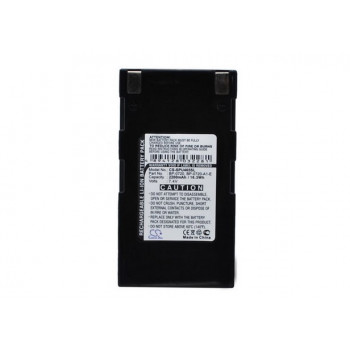 Аккумулятор для SEIKO MPU-L465, RB-B2001A, MPU-L465 Label Printer, OMRON NE1A-HDY01 - BP-0720-A1-E - 2200 mAh